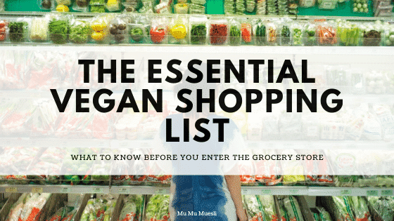 Raw Vegan Diet Food List