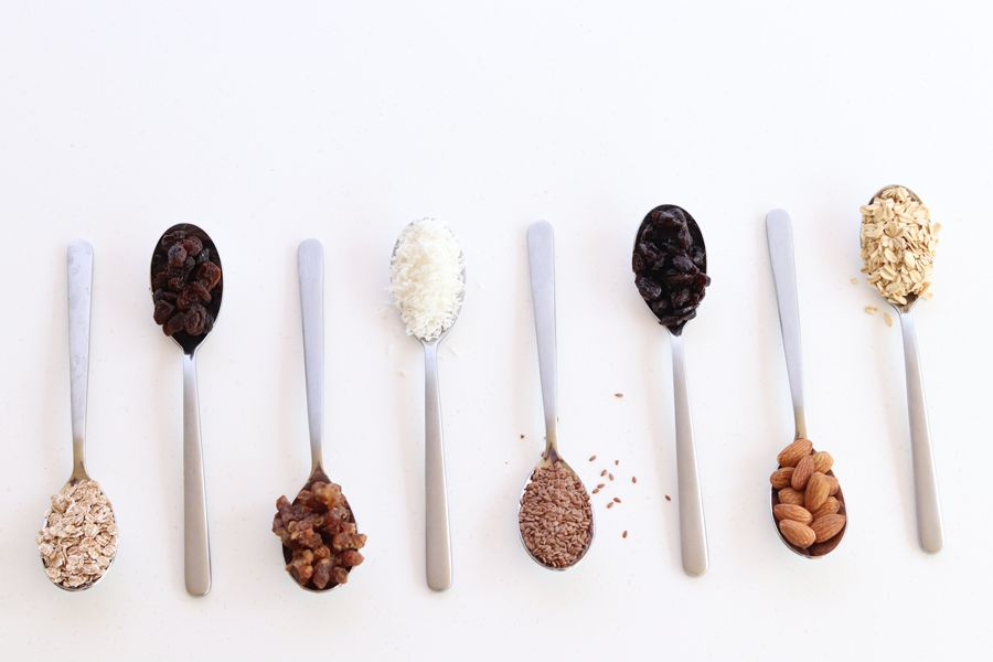 The 8 healthy ingredients of Mu Mu Muesli