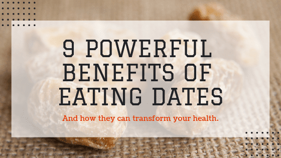 Why you should eat more dates