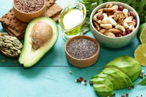 Health Benefits of Healthy Fats