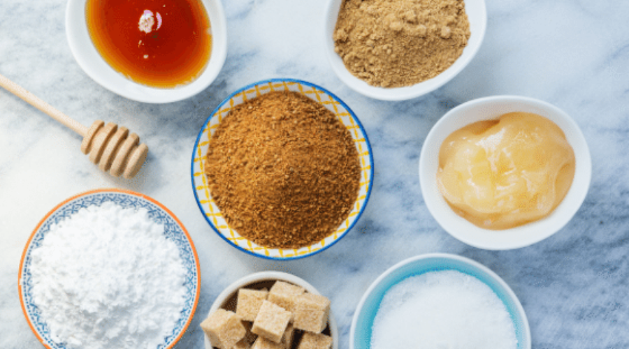 White Sugar Substitute List and Recipes