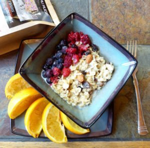 Muesli Oatmeal with Honey