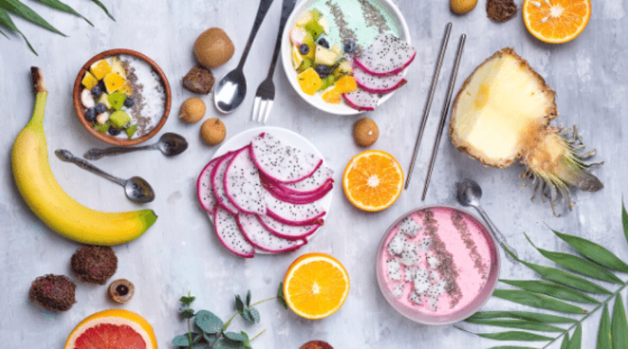 How to Make a Smoothie Bowl (Vegan and Vegetarian Recipes)