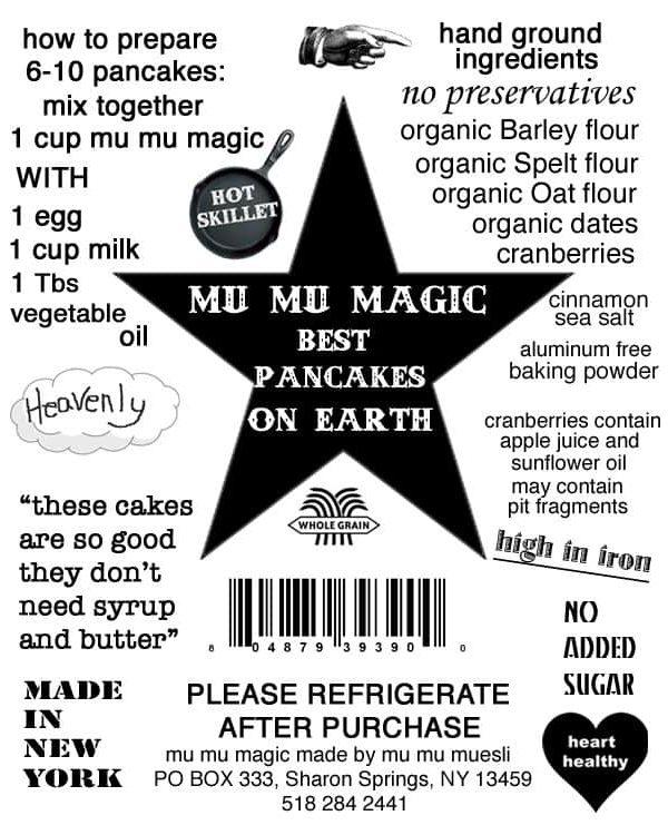 Organic Pancake Recipe without Eggs