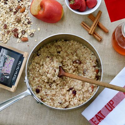 Basical Oatmeal Recipe