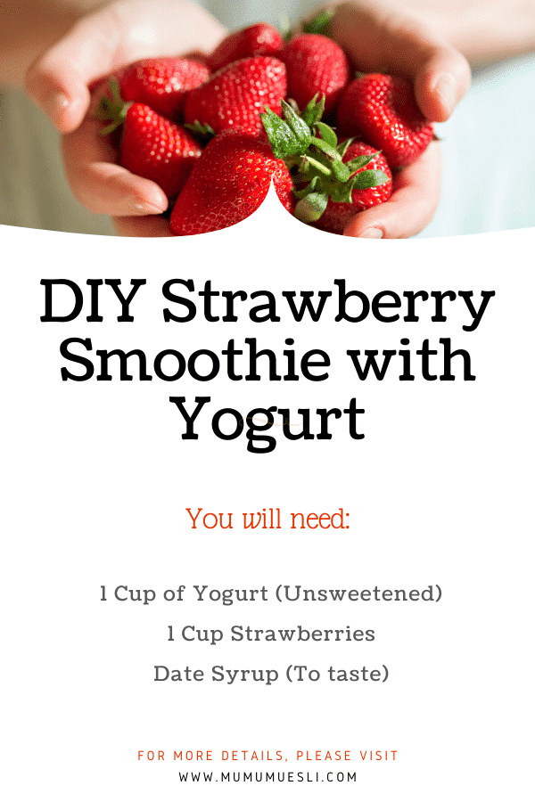 Vegan Breakfast Smoothie Recipe