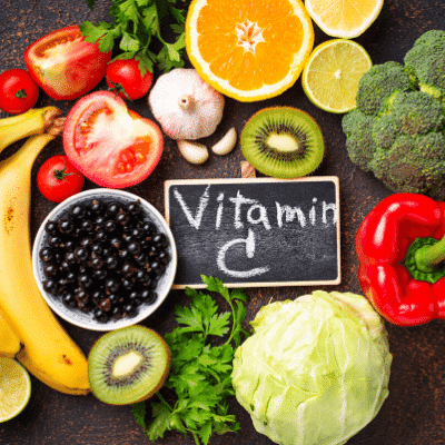 Fruits High in Vitamin C