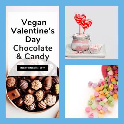 Vegan Valentine's Day Snacks